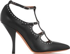 Givenchy Studded Leather Pumps