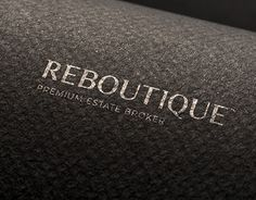 "Check out new work on my @Behance portfolio: ""Reboutique"" http://be.net/gallery/35945515/Reboutique"