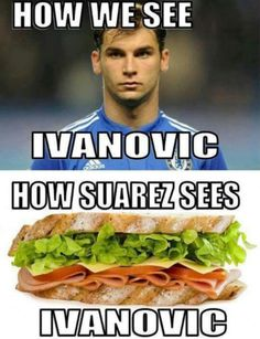 But why is it ivanovic not someone else