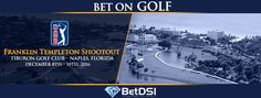 The Franklin Templeton Shootout is a team golf event that is on the PGA Tour schedule each year. It is not an official money event but it is on the PGA Tour schedule and is played in the month of December. Golf Events, Golf Betting, Golf Pga, A Team, Florida, Tours, Sports, Hs Sports, The Florida