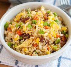 riz aux legumes poulet cookeo, pour faire un plat de dîner pour votre famille. facile et rapide à realiser chez vous avec votre cookeo.