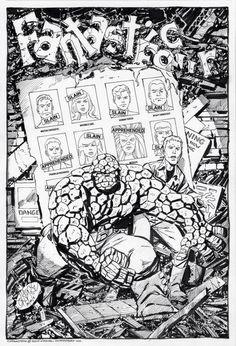 Originally the cover of The Uncanny X-MEN #141