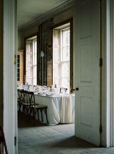 Felix Russell-Saw: Abandoned manor house for a wedding venue,   Pentax 645, 75mm f2.8, Portra 160