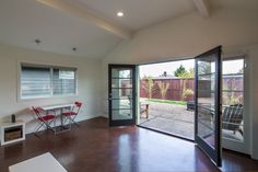 17 best accessory dwelling units adus images on pinterest french doors in portland adu project hammer hand malvernweather Gallery