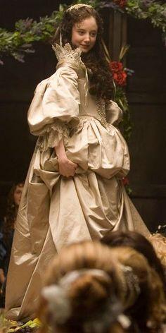 Angelica Fanshawe (Andrea Riseborough) - La cortesana (2008, tv)