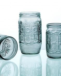 Crystal jar collection Design: Patrick Illo  Producer: Qubus Year: 2008