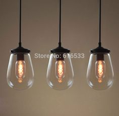 2015 vintage loft industriële Amerikaanse glans glas edison hanglamp keuken eetkamer woonkamer moderne woning decor verlichting in Vintage Loft Industrial American Cord Lustre Edison Pendant Lamp Plate Kitchen Dinning Living Room Modern Home Decor Lig van Pendant Lights op AliExpress.com | Alibaba Groep