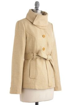 Meringue the Bell Jacket, #ModCloth