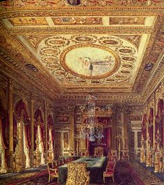 Jane Austen and London:A Visit to Carlton House | Austenonly
