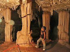 Caverna da Fumacinha. Iraquara, Chapada Diamantina-BA