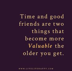 Time-and-Good-Friends