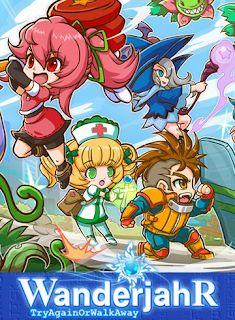 Wanderjahr: TryAgainOrWalkAway - Switch Review Game Room, Bowser, Games, Fictional Characters, Rpg, Plays, Gaming, Arcade Room, Fantasy Characters