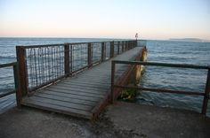 Such a small pier.  I love it, normally I get to see Boscombe or Bournemouth Pier.  This is tiny.