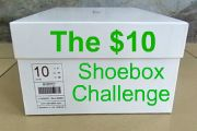 $10 Shoebox Challenge -- lots of great ideas for spending not-so-much on your shoebox gifts :)