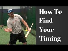 How To Find Your Timing in Baseball Hitting | Dead Red Hitting - YouTube