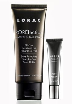 LORAC Face Primer contains salicylic acid - I'll never use another brand.