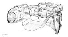 """988 curtidas, 8 comentários - Grigory Butin (@grigorybars) no Instagram: """"#doodle #sketch #design #cardesign #transportation #automotive #autonomous #concept #conceptcar…"""""""