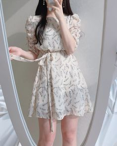 Korean Fashion – How to Dress up Korean Style Korean Fashion Dress, Korean Dress, Ulzzang Fashion, Kpop Fashion, Korean Outfits, Cute Fashion, Asian Fashion, Fashion Dresses, Fashion Trends