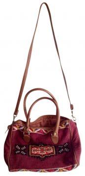 Maroon Cross Body Bag | Crossbody bag, Bags, Rock concert