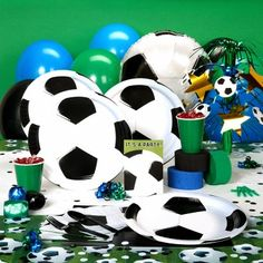 PURCHASED. Gracie wants a soccer theme for her 6th birthday