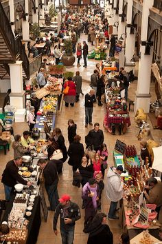Try out local wines, craft beers and buy your groceries locally at the buzzing Market at The Palms in Woodstock, Cape Town. African Holidays, African Market, Le Cap, Cape Town South Africa, Travel Companies, My Town, Places Of Interest, Travel Planner, African Beauty