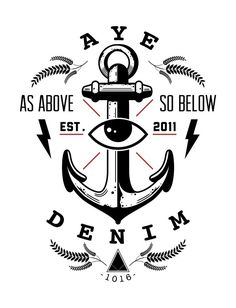 Anchor in Shirt Graphics