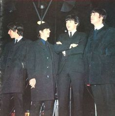 The Beatles Photo Vault Press conference in Washington DC February 11, 1964