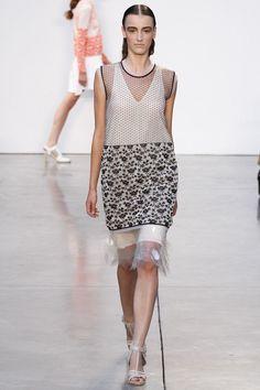 Thakoon Spring 2013 Ready-to-Wear Fashion Show - Lula Osterdahl