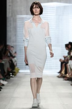 Lacoste Ready To Wear Spring Summer 2014 New York