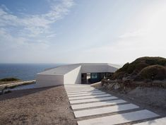 Architecture as Aesthetics: VNC House in Milos
