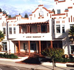Auburn, CA Promanade, formerly the Hotel Auburn