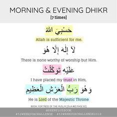 "Remember Allah with much remembrance"" Pray Allah, Allah Love, Allah Islam, Islamic Prayer, Islamic Teachings, Quran Quotes Inspirational, Islamic Quotes, Ramadan Mubarak Wallpapers, Morning Dua"