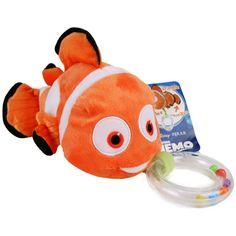 Disney Nemo Plüschrassel, Lizenzartikel aus Großhandel und Import