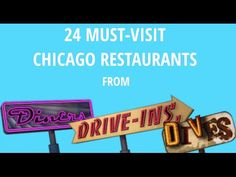 24 Must-Visit Chicago Restaurants from Diners, Drive-Ins and Dives