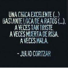 Una chica excelente... Julio Cortazar.