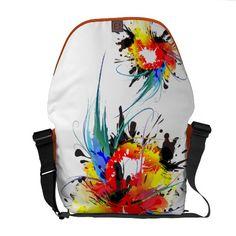クールなメッセンジャーバッグを探しているあなたに。#zazzle #バッグ