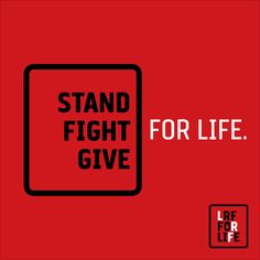 We can't do it without you. Please share our passion for ending all blood cancers and Stand, Fight and Give for life! Share your story at http://on.fb.me/1qwBcwC using #LRF4LIFE.