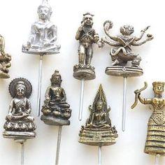 Miniature Prayer Gardens, as with miniature gardening, are very adaptable. #miniaturegarden