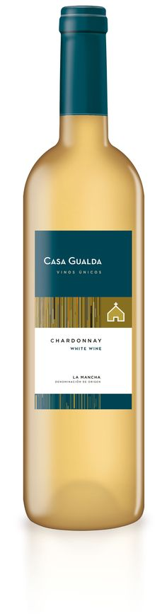 CG•Chardonnay.  Casa Gualda.