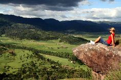 This place is located next Urubici city in Santa Catarina State Brasil