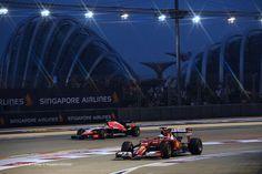 Fernando Alonso, Ferrari, Singapore, 2014 Singapore GP qualifying