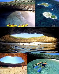 The Marieta Islands (Read more: http://www.puertovallarta.net/what_to_do/marieta-islands.php ), are without a doubt one of the activities you should put on your shortlist of tours to enjoy during your stay in Puerto Vallarta or elsewhere in the Bay area.   Las Islas Marietas una visita obligada en Puerto Vallarta o Riviera Nayarit. Lee más: http://www.puertovallarta.net/espanol/que-hacer/islas-marietas.php  #islasmarietas #marietaislands #nayarit #jalisco #vallarta #puertovallarta #mexico