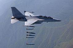 https://flic.kr/p/peyxD9 | FA-50 Air to Ground weapon delivery | FA-50 Air to…