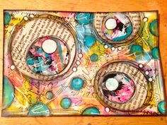 ICAD #18 - 2nd card | Flickr - Photo Sharing!