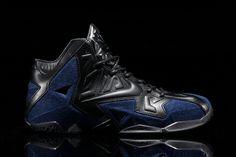 """Image of Nike LeBron 11 EXT """"Denim"""""""