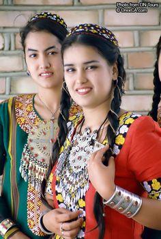 Turkmen girls