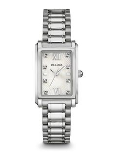 89 Best Ladies Bulova Watches--Diamond Collection images  387d29db12
