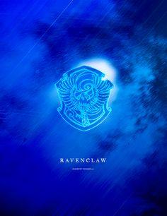 Accio Potter World | Ravenclaw | animated | clickthrough