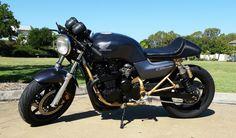 Honda CB750 Cafe Racer Sunshine Coast, Australia - on eBay now (May 2015) #caferacer #motorcycle #motorbike #honda #cb750 #custom