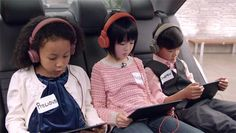 Says an addiction to smartphones, tablets and video games is no good for developing brains